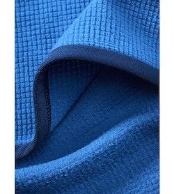 Delta LT Zip Neck Shimizu Fabric