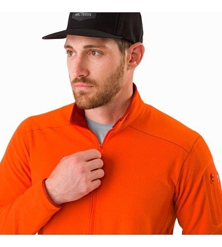 Delta LT Zip Neck Trail Blaze Collar