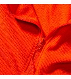 Delta LT Zip Neck Trail Blaze Fabric