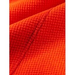 Delta LT Zip Neck Women's Hyperspace Fabric