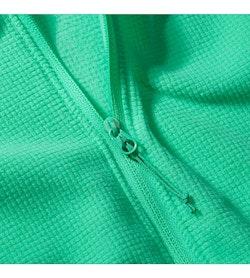 1c8326ced5 Delta LT Zip Neck Women's Illucinate Fabric