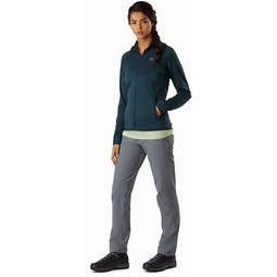 Delta MX Hoody Women's Labyrinth Outfit