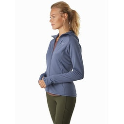 Delta MX Hoody Women's Stratosphere Side View