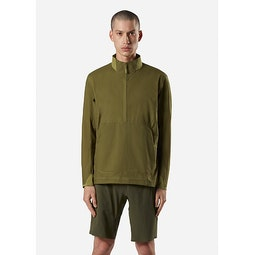 Demlo SL Pullover Terra Front View
