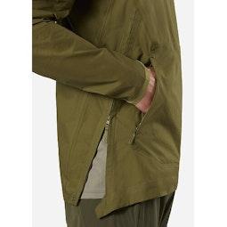 Demlo SL Pullover Terra Hand Pocket