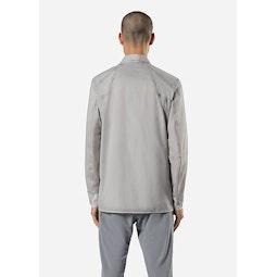 Demlo SL Shirt Jacket Vapor Back View
