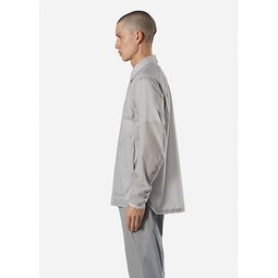 Demlo SL Shirt Jacket Vapor Side View