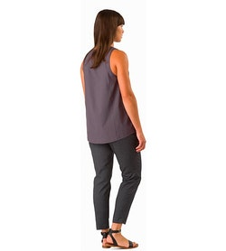 Devis Pant Women's Carbon Fibre Back View