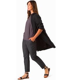 Devis Pant Women's Carbon Fibre Outfit