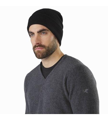 Donavan V-Neck Sweater Dark Grey Heather Neckline