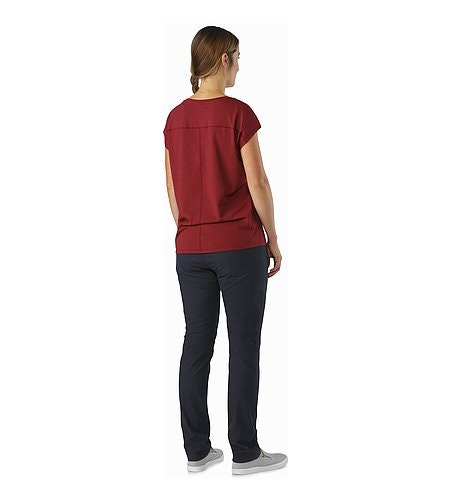 Dori Pant Women's Eclipse Back View