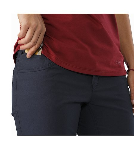 Dori Pant Women's Eclipse Change Pocket