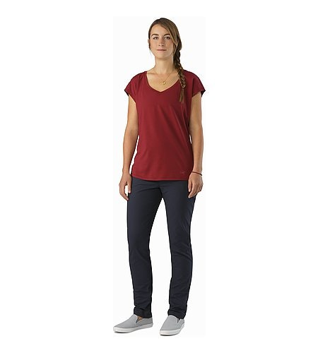 Dori Pant Women's Eclipse Front View