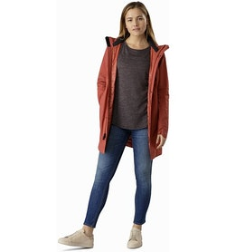 Durant Coat Women's Andesine Outfit 2