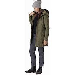 Durant Coat Women's Wildwood Full Body