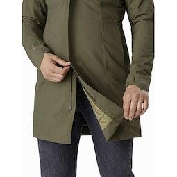 Durant Coat Women's Wildwood Two Way Zipper