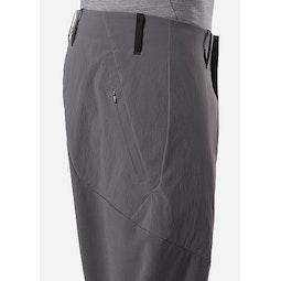 Dyadic Comp Pant Ash Side Pocket