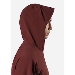 Eigen Comp Jacket Oxide Hood Up