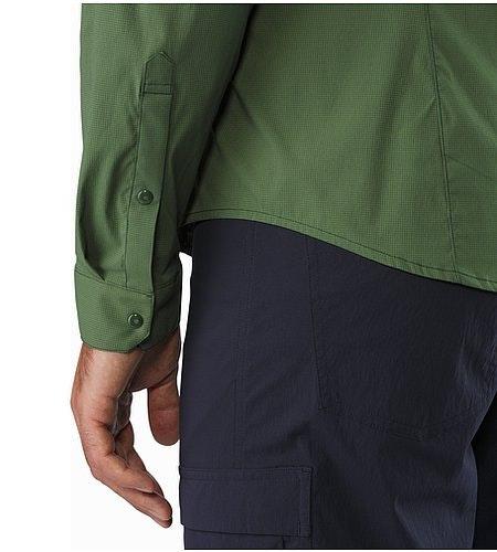 Elaho Shirt LS Cypress Cuff