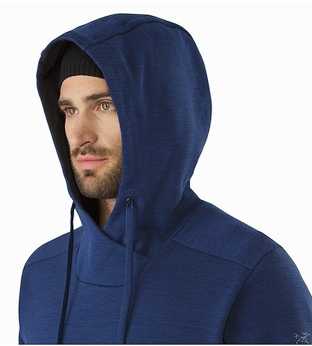 Elgin Hoody Triton Hood Side View