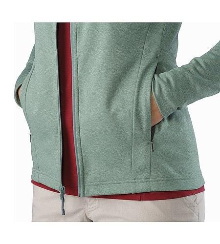 Ellison Jacket Women's Boxcar Hand Pockets