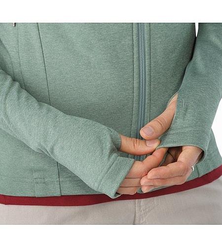 Ellison Jacket Women's Boxcar Thumb Loops