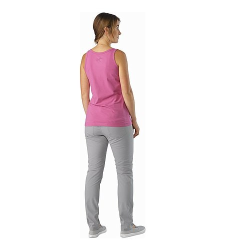 Equilateral Tank Women's W Calluna Back View