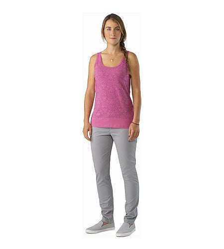 Equilateral Tank Women's W Calluna Front View