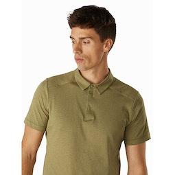 Eris Polo Shirt Taxus Collar