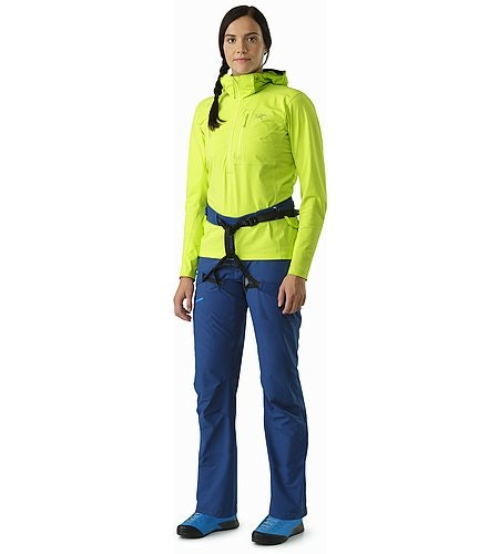 FL-355 Harness Women's Poseidon Titanite Front View