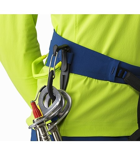 FL-355 Harness Women's Poseidon Titanite Ice Clipper Slot