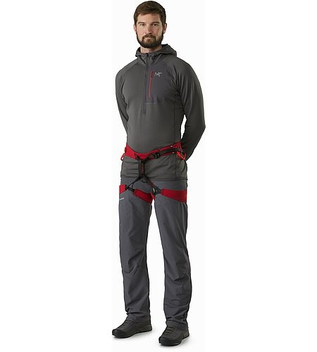 FL-365 Harness Red Beach Flare Vorderansicht