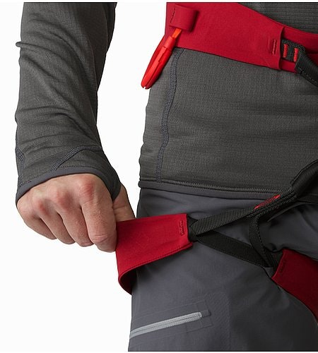 FL-365 Harness Red Beach Flare Beinschlaufen