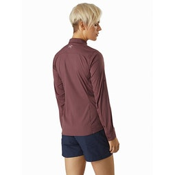 Fernie Shirt LS Women's Inertia Back View