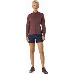 Fernie Shirt LS Women's Inertia Full View