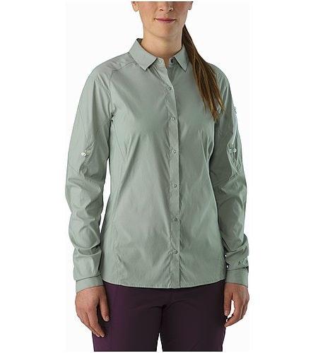 Fernie Shirt LS Women's Sage
