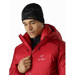 Firebee AR Parka Red Beach Internal Collar