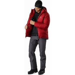 Firebee AR Parka Red Beach