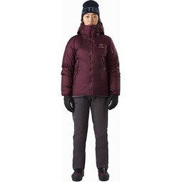 Firebee AR Parka Women's Rhapsody Full View