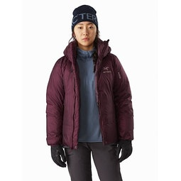 Firebee AR Parka Women's Rhapsody Open View