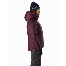 Firebee AR Parka Women's Rhapsody Side View