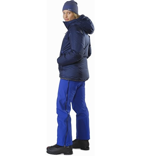 Firebee AR Parka Women's Twilight Back View