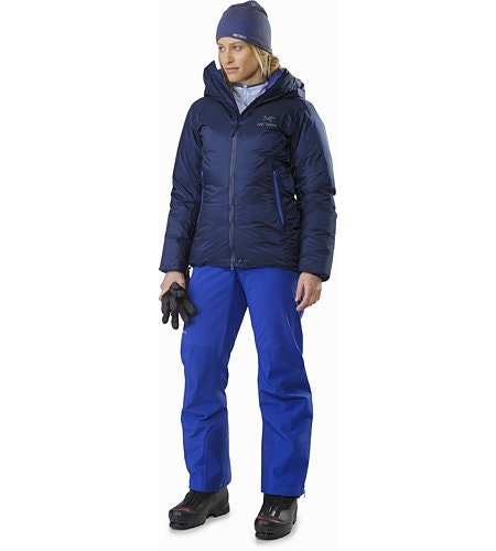 Firebee AR Parka Women's Twilight Front View