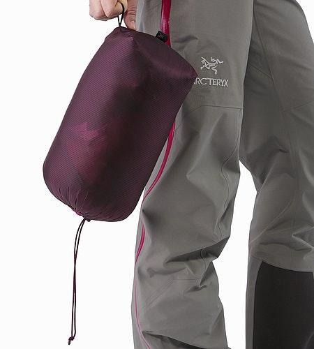 Firebee AR Parka Women's Violet Wine Packed