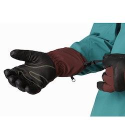 Fission SV Glove Flux Infrared Wrist Cinch Release