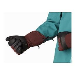 Fission SV Glove Flux Infrared Wrist Cinch