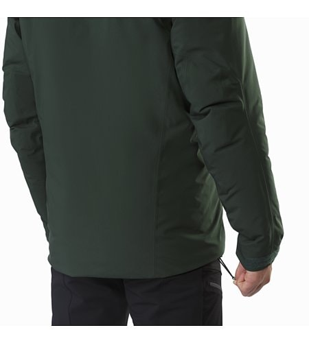 Fission SV Jacket Conifer Hem Adjuster