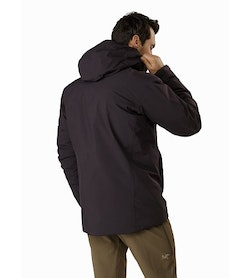 Fission SV Jacket Dimma Back View