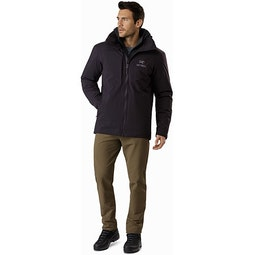 Fission SV Jacket Dimma Front View