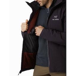Fission SV Jacket Dimma Internal Dump Pocket